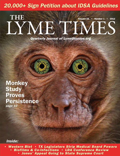 LymeTimes Spring 2012 Issue
