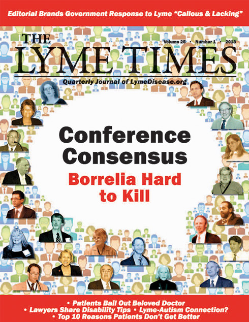 LymeTimes Spring 2013 Issue