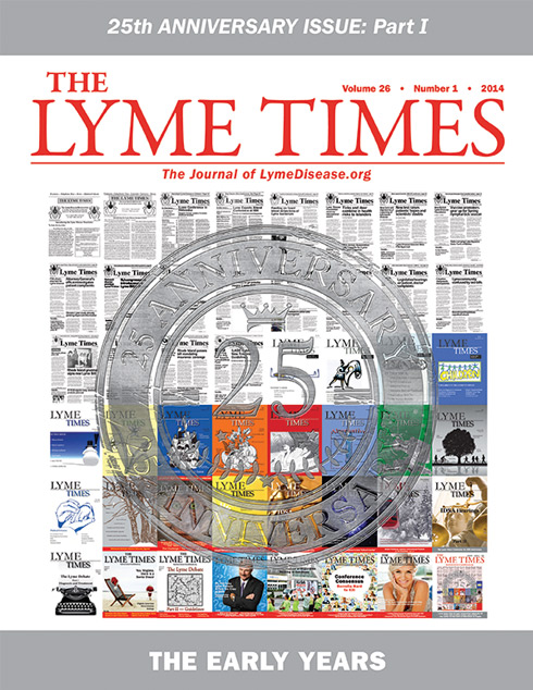 LymeTimes Spring 2014 Issue