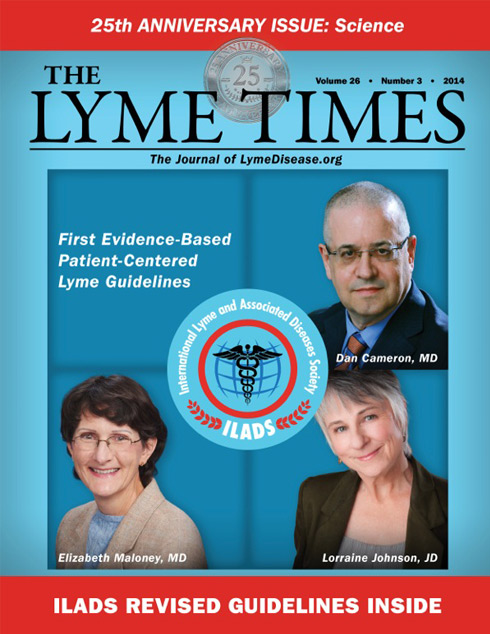 LymeTimes Winter 2014 Issue