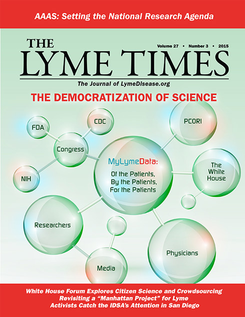 LymeTimes Fall 2015 Lyme Disease Issue