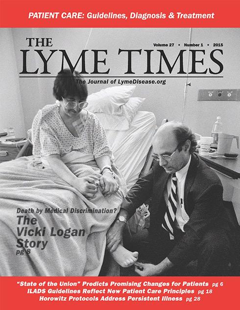 LymeTimes 2015 Spring Lyme Disease Issue
