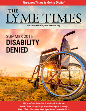 LymeTimes Summer 2016 Issue