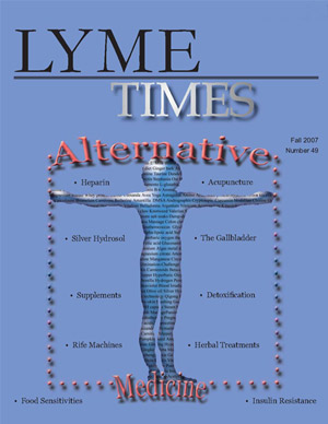 LymeTimes Alternative Medicine Special Issue