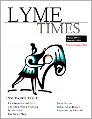 LymeTimes Insurance Special Issue