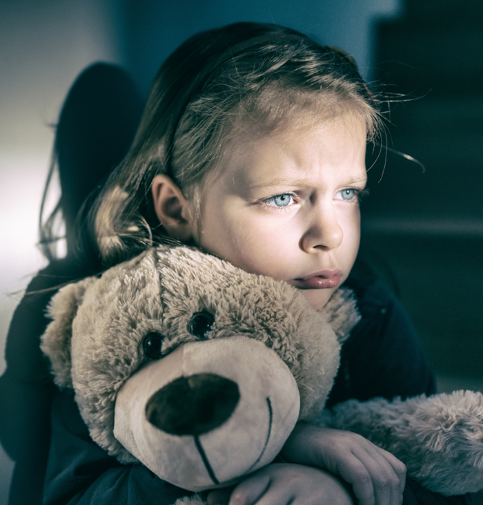 Why Are Physically Sick Children Labeled as Mentally Ill?