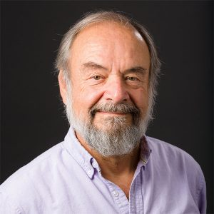 Durland Fish, PhD, a professor of epidemiology at Yale School of Medicine