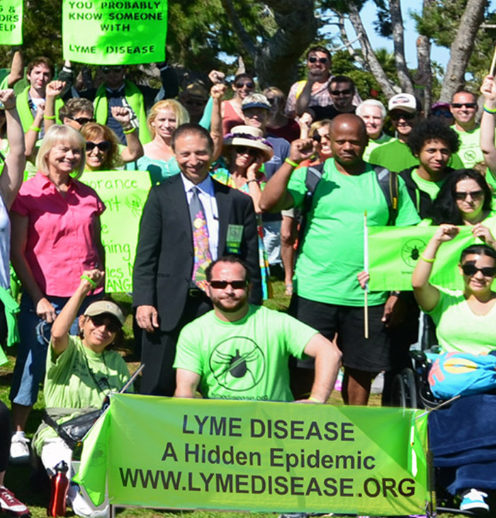 Ten Things You Can Do for Lyme Disease Awareness