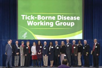 The Tick-Borne Diseases Working Group