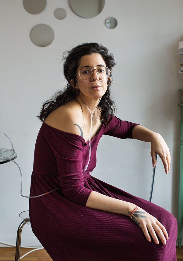 "Porochista Khakpour, author of ""Sick"""