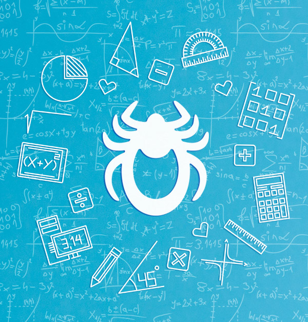 Using High-Level Mathematics to Fight Lyme Disease