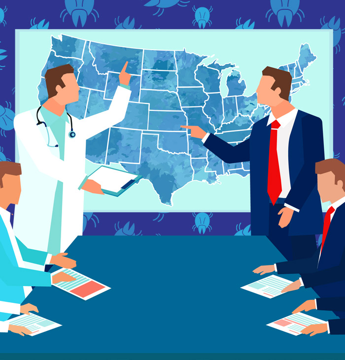 NIH Working Group's Report to Congress Addresses Gaps in Diagnosis and Treatment and Focuses on Other TBDs