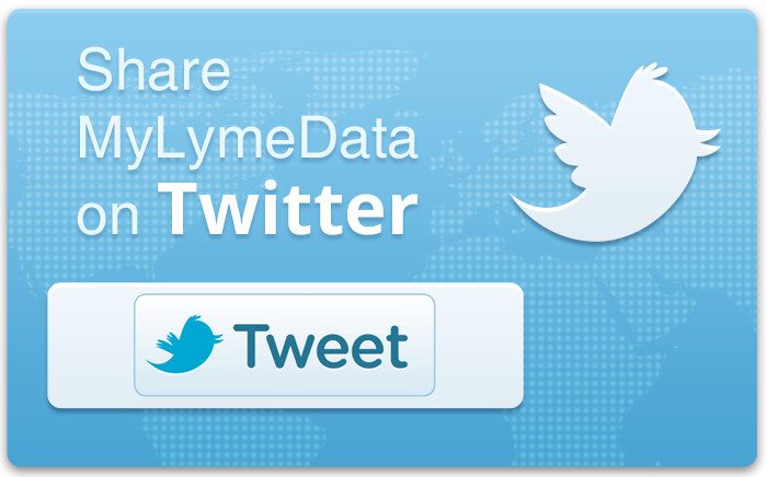 Share Lyme disease Symptom Checklist on Twitter