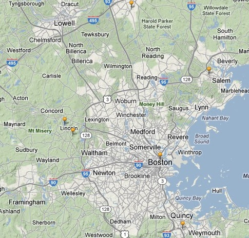 NEWS Putting Lincoln Massachusetts On The Lyme Map