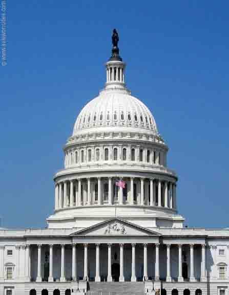US capitol--Lyme legislation