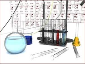 Science testtubes etc