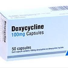 doxycycline in