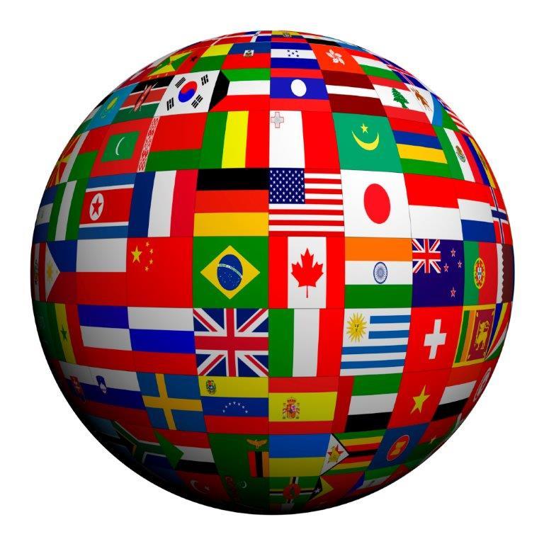 Image51 Flag Globe