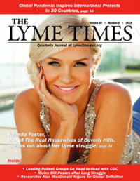 Lyme Times Issue # Volume 25 #2