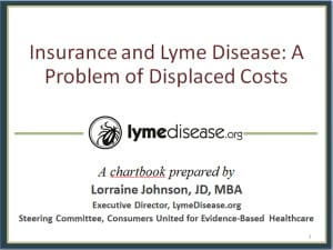 Insurance and Lyme disease
