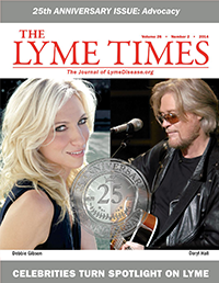 Lyme Times Issue # Volume 26 #2