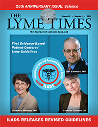 Lyme Times Issue # Volume 26 #3
