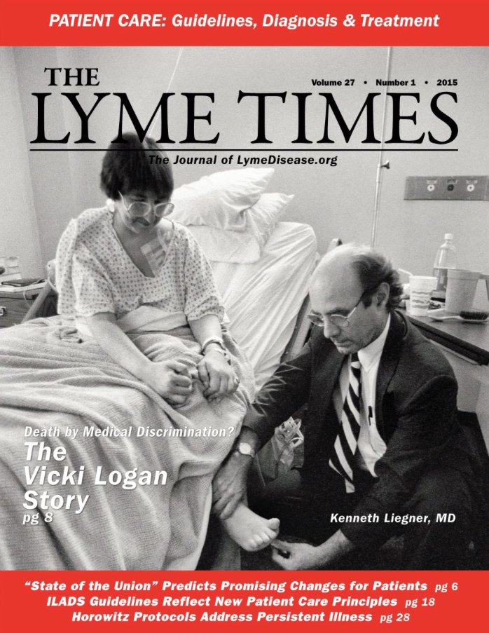 Lyme Times Issue # Volume 27 #1