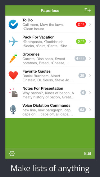 paperless app