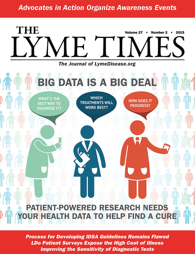 Cover of The Lyme Times Volume 27 #2