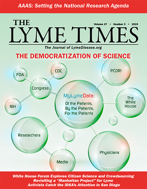 Lyme Times Issue # Volume 27 #3