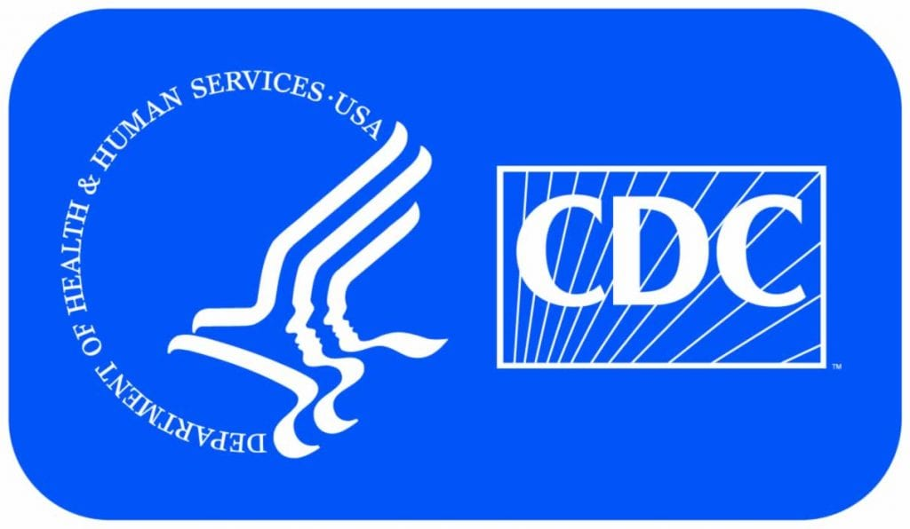 The CDC logo