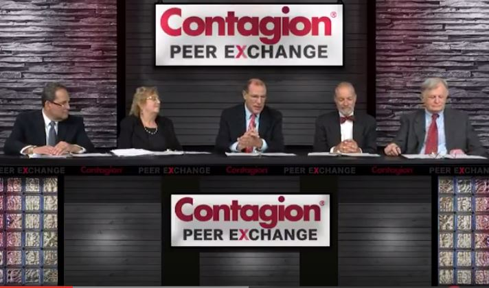 Peer Exchange Lyme disease panel