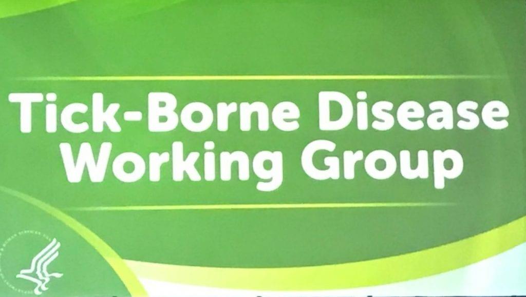 Tick-Borne Disease Working Group