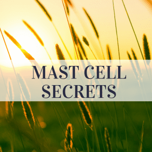 LYME SCI: More about healing from mast cell activation syndrome