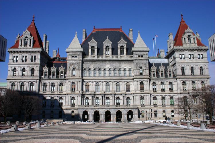 New York Capitol