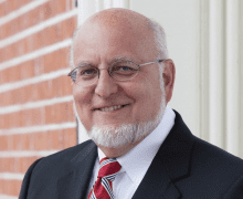 Dr. Robert Redfield, Jr. named Director of CDC.