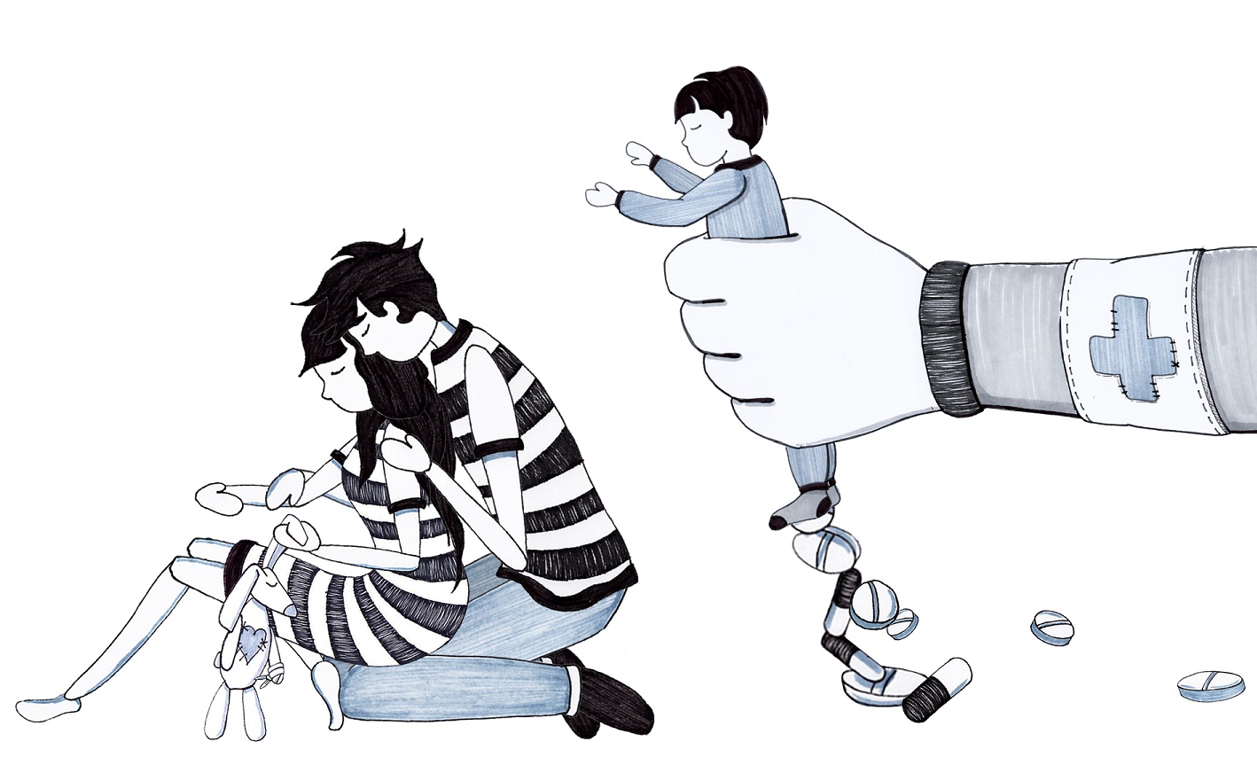 Illustration by Anne Rabaglia