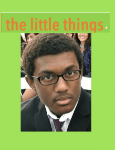 "'the little things"" is based on the true story of Joseph Elone, who died from unrecognized Lyme disease."