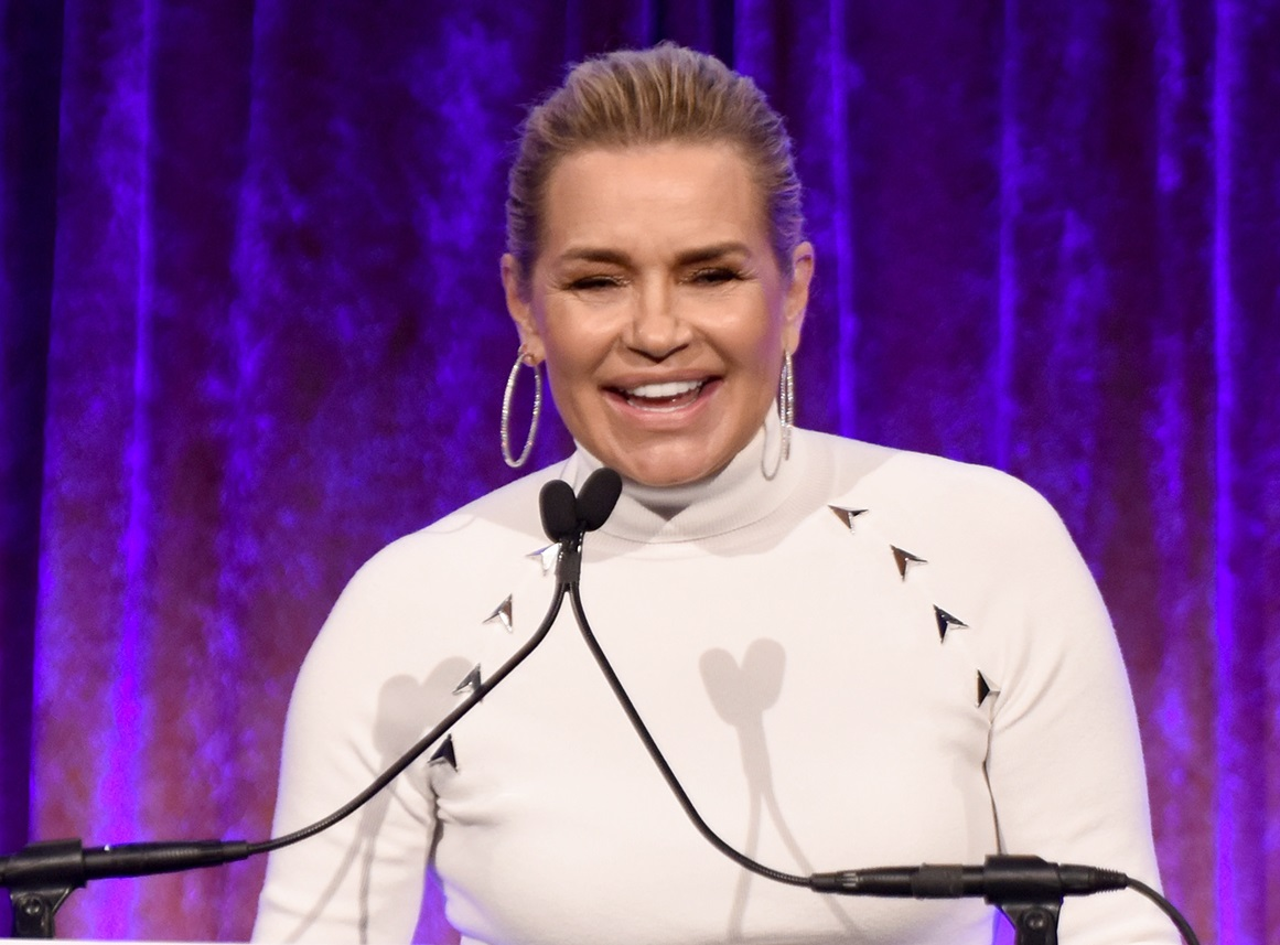 Yolanda Hadid says her Lyme disease symptoms are back
