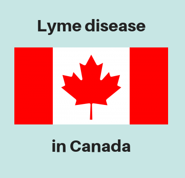 Lyme disease Canada
