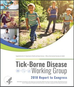 Tick-borne Disease Working Group's 2018 Report to Congress