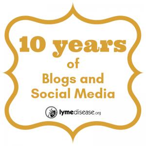 10 years LymeDisease.org blogs