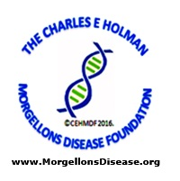 Chareles E Holman Foundation, Morgellons