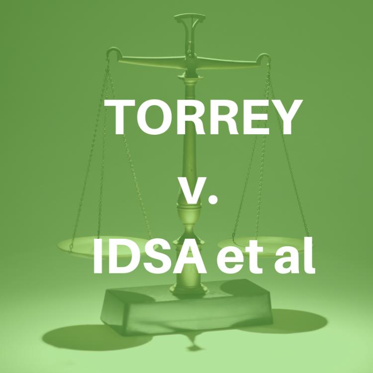 Torrey v. IDSA et al