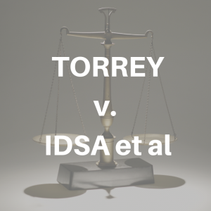 Torrey v. IDSA, Lyme patient lawsuit