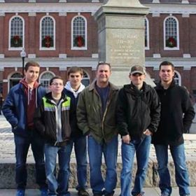 The Kimball Family, whose 5 sons had Lyme disease