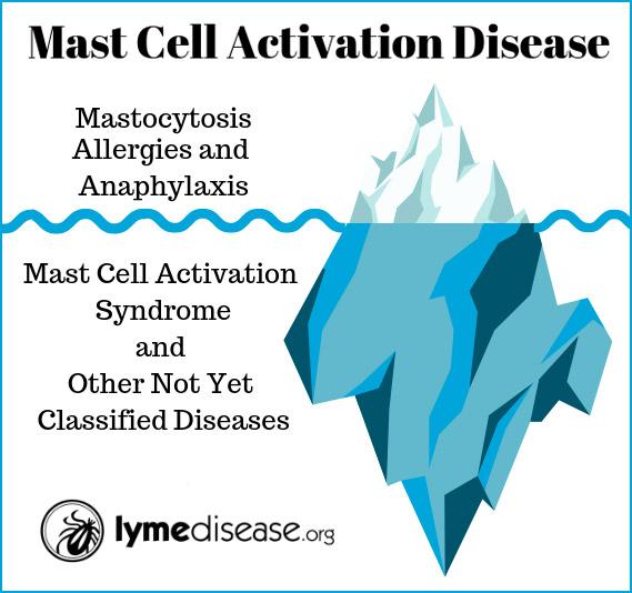 syndrome d'activation des mastocytes