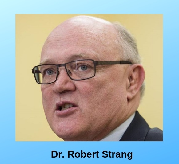 Dr. Robert Strang's anti-Lyme retweet