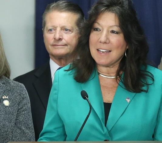 NY State Senator Sue Serino