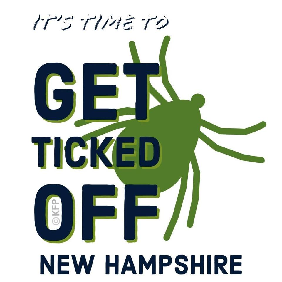 get ticked off New Hampshire